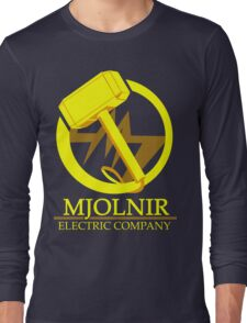 Mjolnir Electric Company Long Sleeve T-Shirt