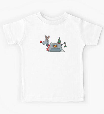 Holiday Analysis Complete Kids Tee
