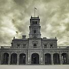 Werribee Mansion - Ext IR - 1 by lightsmith