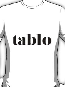 Tablo 1 T-Shirt