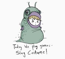 Slug Costume by Sam Cooper