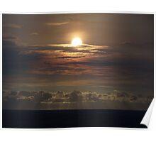 Pastel-Colored Sunset I - Puesta Del Sol De Colores Pastel Poster