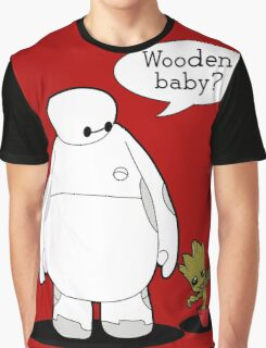 Wooden Baby Graphic T-Shirt