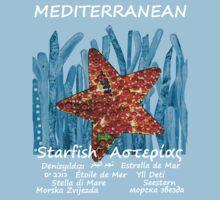 MEDITERRANEAN STARFISH Kids Clothes