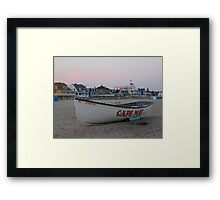 Cape May Remembered Framed Print