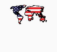 The New Empire (USA world map) Unisex T-Shirt