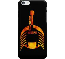 My Guitar Gently Weeps iPhone Case/Skin