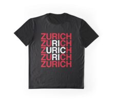 ZURICH Graphic T-Shirt