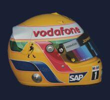 Lewis Hamilton by Yohann Paranavitana