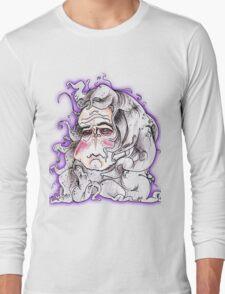 Octopus Scientist Long Sleeve T-Shirt
