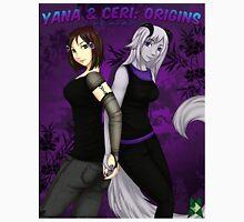 Yana & Ceri: Origins Unisex T-Shirt