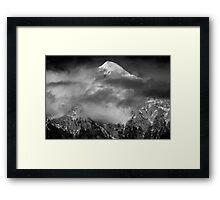 Kamnik Alps Framed Print
