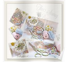 The Sewing Box  Poster