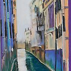 'Reflection' Venice by Karl Connolly