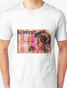 Subvert retro T-Shirt