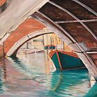 'Under Bridges' Venice by Karl Connolly