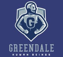 Greendale Human Beings by WinterArtwork