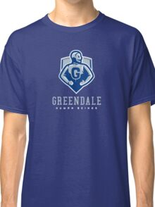 Greendale Human Beings Classic T-Shirt