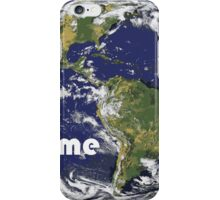Earth - Home iPhone Case/Skin