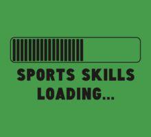 Sports Skills Loading Kids Tee