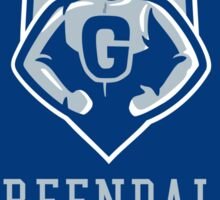 Greendale Human Beings - STICKER Sticker