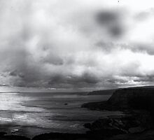 Boulby Cliffs Looking Down To Staithes by sammythor