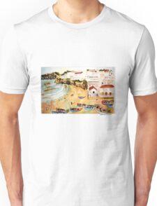 Portuguese town Unisex T-Shirt