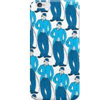 Charlie (blue) iPhone Case/Skin