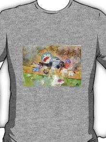 Washing T-Shirt