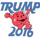 Trump 2016 by jfractalj