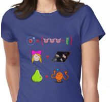 Higgs Boson Particle - Pictionairy Womens Fitted T-Shirt