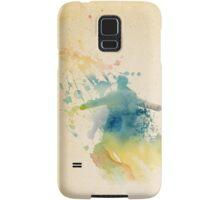 Sherlock Watercolor  Samsung Galaxy Case/Skin