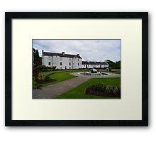 David Livingstones Home Framed Print