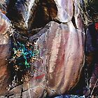 Another Eastern Oregon Rock panel by Dave Sandersfeld