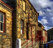 Goathland Ticket Office by Tom Gomez