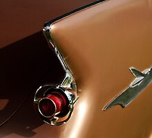 1961 Chrysler Imperial Taillight by Jill Reger