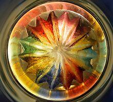 Venetian glass creation by Arie Koene