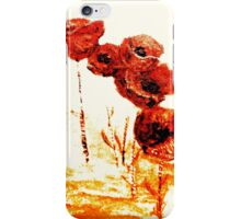 I Will Remember iPhone Case/Skin