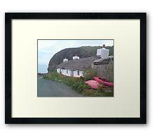 Niarbyl  Isle of Man Framed Print