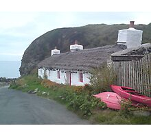 Niarbyl  Isle of Man Photographic Print