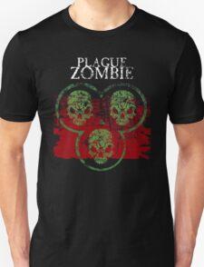 Plague Zombie Unisex T-Shirt