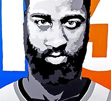 Harden Painting by Ray Tennyson
