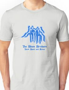 The Blues Brothers Dancing Silhouettes Shirt Unisex T-Shirt