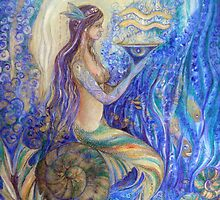 mermaid aquarius by shimaart