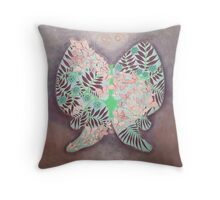 Fantastic butterfly. Throw Pillow