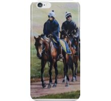 Early Spring, Warren Hill Newmarket iPhone Case/Skin