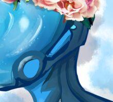 Mag FlowerCrown Sticker