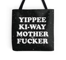 die hard Tote Bag