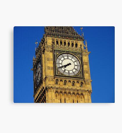 Big Ben 1 Canvas Print