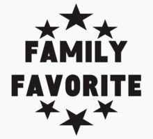 Family Favorite Kids Tee